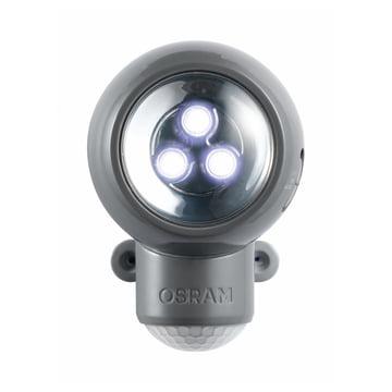 Osram Spylux LED Multifunkionsleuchte, grau