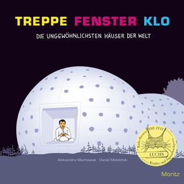 Moritz Verlag - Treppe Fenster Klo