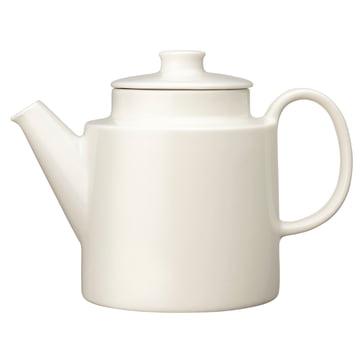 Iittala - Teema Teekanne mit Deckel, 1 l, weiss