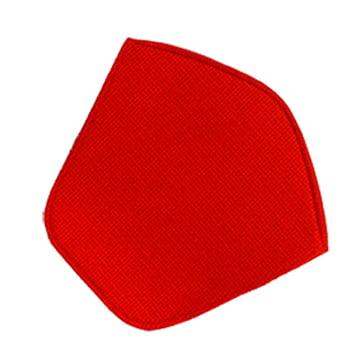 Knoll - Sitzkissen für Bertoia Diamond Sessel - Hopsack, rot