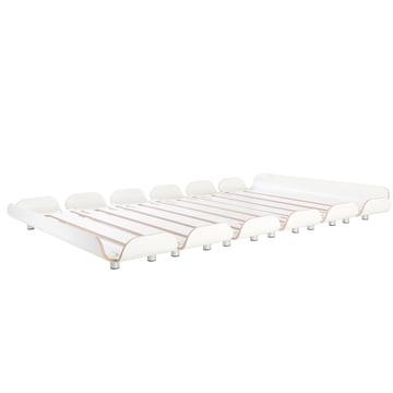 Tiefschlaf Bett 140 cm von Stadtnomaden in Weiss