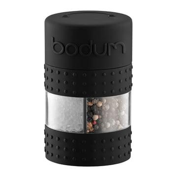 Bistro Salz- und Pfeffermühle von Bodum in Schwarz