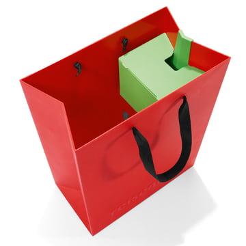 reisenthel - Binbox, rot mit Biobox