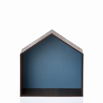 ferm Living - Studio 1 Regal, blau