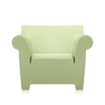 Kartell - Bubble Club Sessel - hellgrün