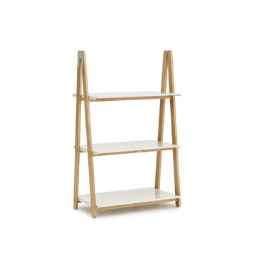 Normann Copenhagen - One Step Up Regal (niedrig), weiss