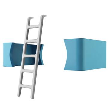 Magis Me Too - Bunky Zwischenstücke (Paar) und Leiter