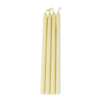 ArchitectMade - Kerzen-Set (4 Stück) für Gemini Kerzenhalter, we