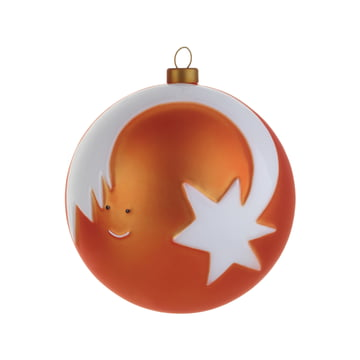 A di Alessi - Stella cometa Weihnachtsbaumkugel