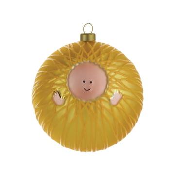 Jesus Weihnachtsbaumkugel von A di Alessi