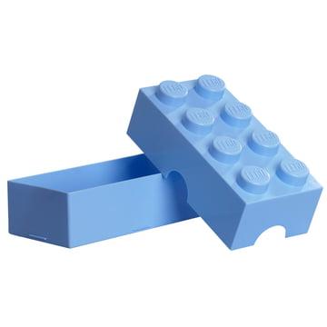 Lego - Lunch Box 8, hellblau - offen