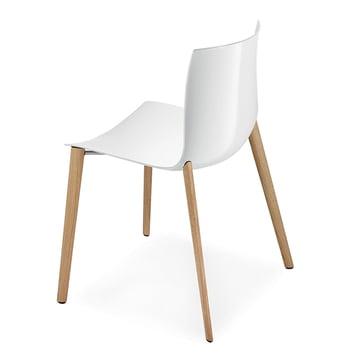 Arper - Catifa 46 Stuhl, Vierfussgestell, Polypropylen