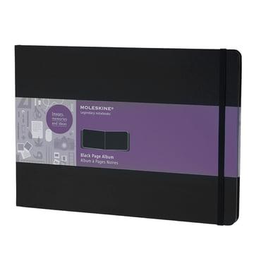 Moleskine - Black Page Album, large DIN A4