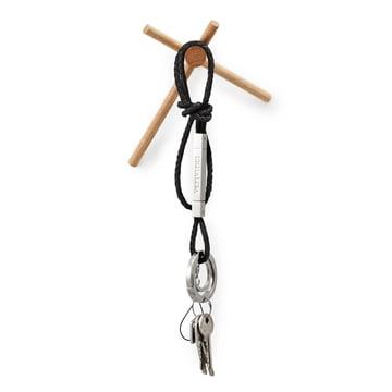 Normann Copenhagen - Sticks Haken, natur - mit Schlüssel
