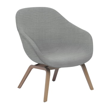 Hay - About A Lounge Chair Low AAL 83 in Remix hellgrau 123