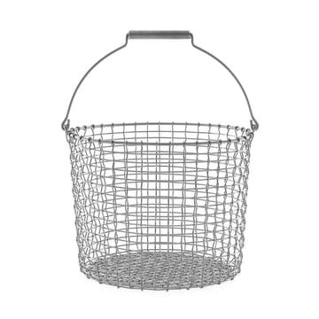 Bucket 20 Drahtkorb von Korbo aus Edelstahl