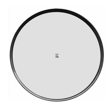 Bodenplatte für Drahtkörbe von Korbo aus Edelstahl