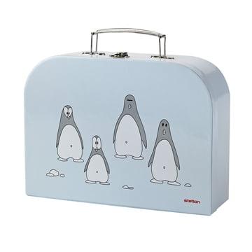 Stelton - Penguin Kinderbesteck, blau