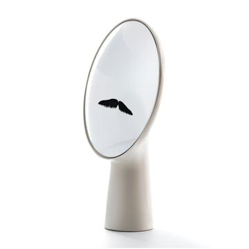 Moustache - Cyclope Spiegel, weiss