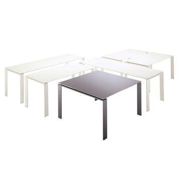 Kartell - Four Tisch - verschiedene Grössen und Farben