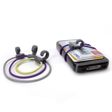 Quirky - Bandits - mit iPhone und Kreditkarten