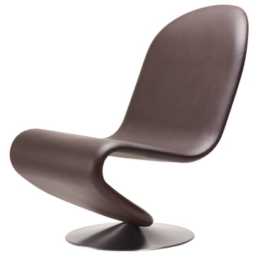 Verpan - System 1-2-3 Lounge Chair Standard