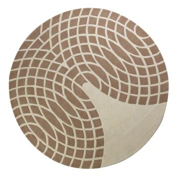 Verpan - Panton Teppich Ø 220 cm