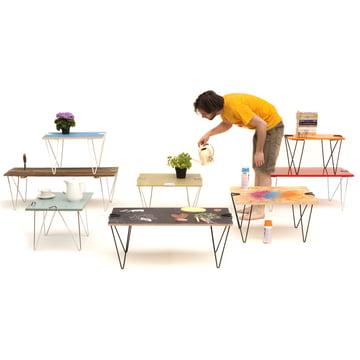 tick tischfusssystem medium jacob schenk. Black Bedroom Furniture Sets. Home Design Ideas