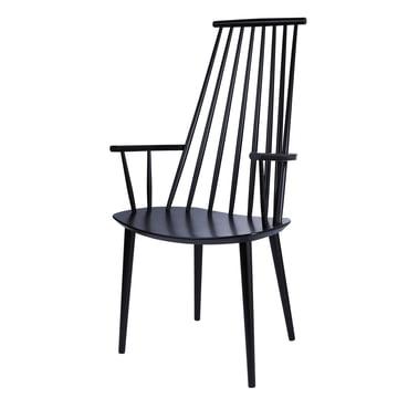 Hay - J110 Chair, schwarz