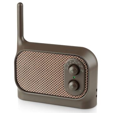 Lexon - Mezzo Radio, braun