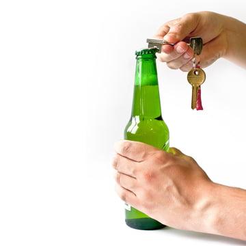 Suck UK - Key Flaschenöffner - Öffnen