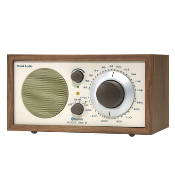 Tivoli Audio - Model One BT, walnuss/ beige