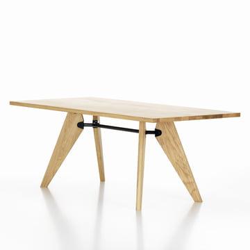 Vitra - Table Solvay Esstisch - schräg