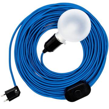 Kraud - Super-Light Freestyle, dark blue - zusammengerollt, oben