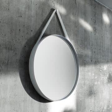 Vielseitiger Strap Mirror von Hay