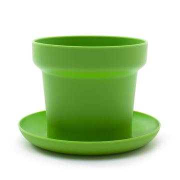 Authentics - Green Pflanztopf, grün