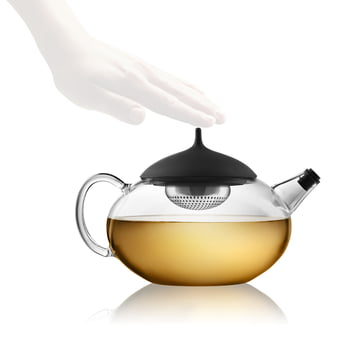 Eva Solo - Teezubereiter mit integriertem Teeei - Anwendung
