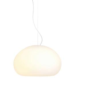 Fluid Pendelleuchte Ø 23 cm von Muuto in Opalweiss