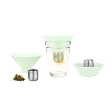 Normann Copenhagen - Tea Strainer - Anwendung, Reihenfolge