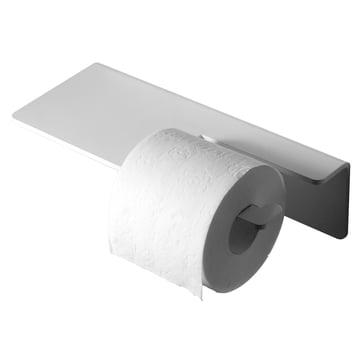 Puro Toilettenpapierhalter von Radius Design in Weiss