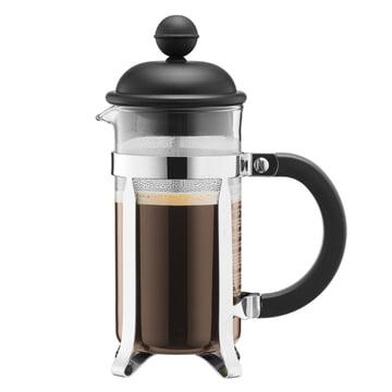 Bodum - Caffettiera Kaffeebereiter, 1 l, schwarz