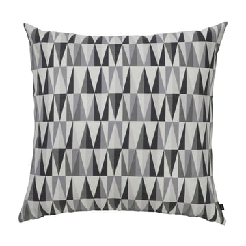 Ferm Living - Spear Floor Cushion, Kissen, grau, 80x80