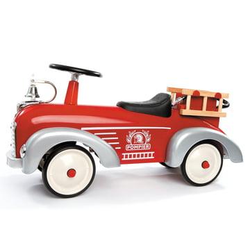 Baghera - Feuerwehrmann Rutscher