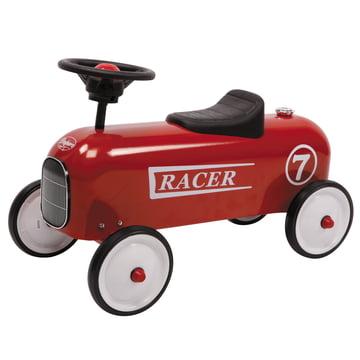 Racer Rutschfahrzeug von Baghera in Rot