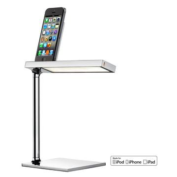 Flos - D'E Light Tischleuchte Chromo iPhone 5