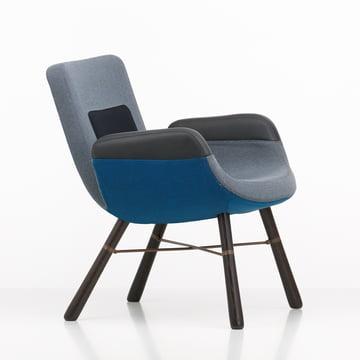 Vitra - East River Chair, blau