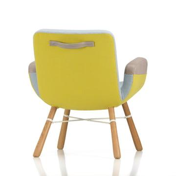 Vitra - East River Chair, gelb