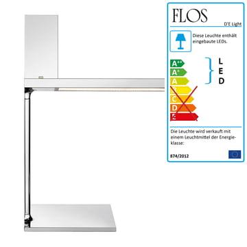 Flos - D'E Light Tischleuchte