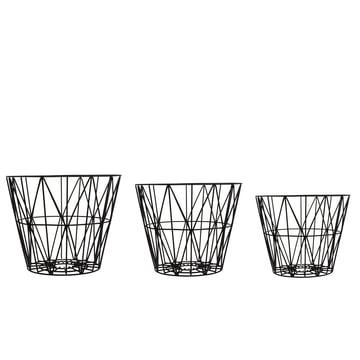 Wire Basket von ferm Living in 3 Grössen