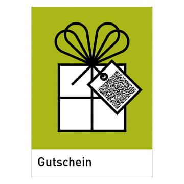 siebensachen - QReetings Postkarten-Set, Gutschein